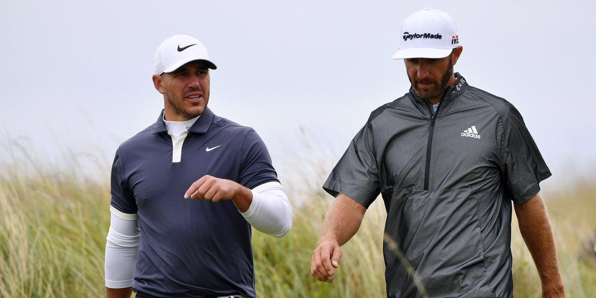 Dustin Johnson's slump continues as the expanse between he and Brooks Koepka grows: https://t.co/Cy5RenN5WT https://t.co/OggZvhWAry