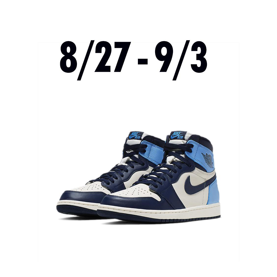 FULL WEEK PROXIES LIVE!!   $0.90 EACH  CODE: YEEZY  Will be active from Tuesday 8/27 at 3PM until Tuesday 9/3 at 2pm est  ASHBURN: https://t.co/GGwjrkzjhs CHICAGO: https://t.co/wpQQIWFRlU NY: https://t.co/xcLKM8yPcz LONDON: https://t.co/nWO7SLjhnd JAPAN: https://t.co/mMnqVZTjOp https://t.co/kGHXk4pcub