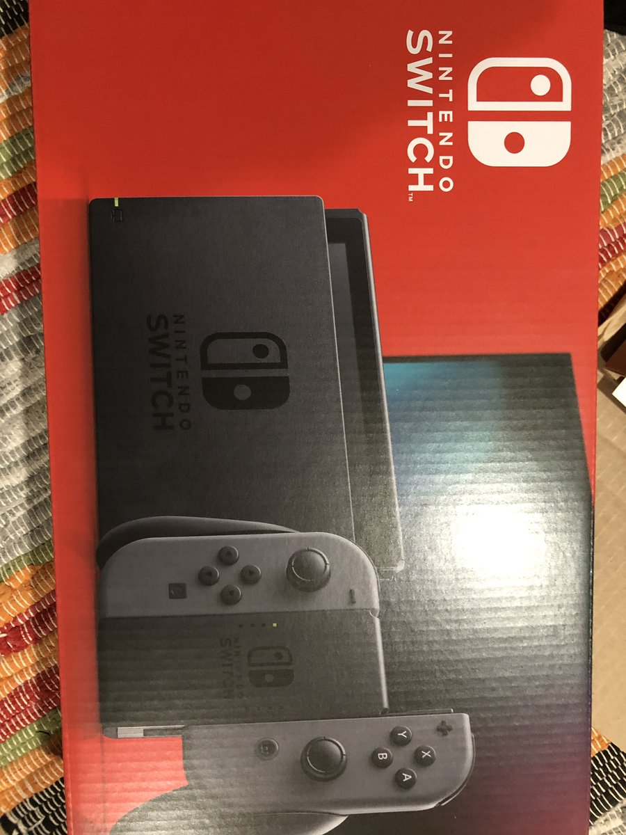 Nintendo Switch v2  Now I can play animal crossing for more than 2 hours https://t.co/4yPuChf1Ek