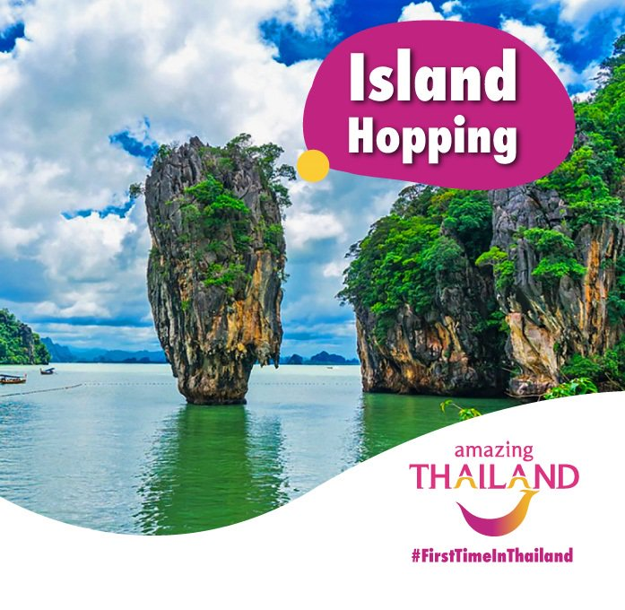 FirstTimeInThailand Some of Thailand's best destinations are the country's islands in the south and some of the most famous places to visit like Bond Island and were The Beach was filmed. #amazingthailandsouthafrica #thailand #islandhopping #beachlifethailandpic.twitter.com/82uVBFcjJ3