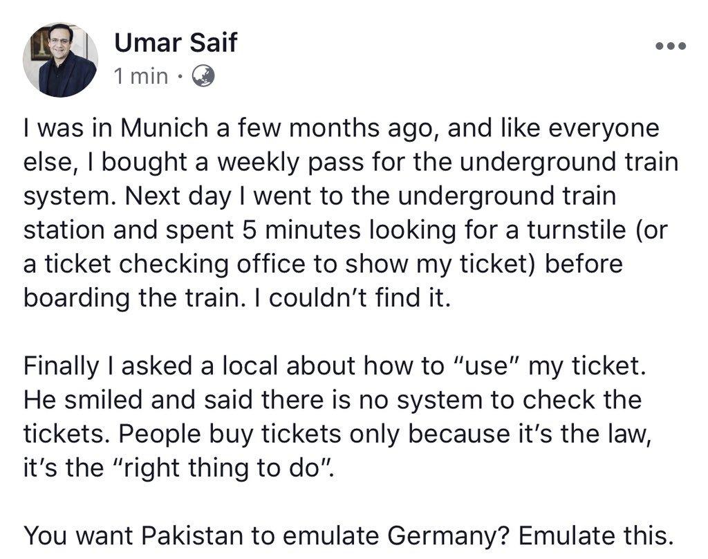 Umar Saif on Twitter: