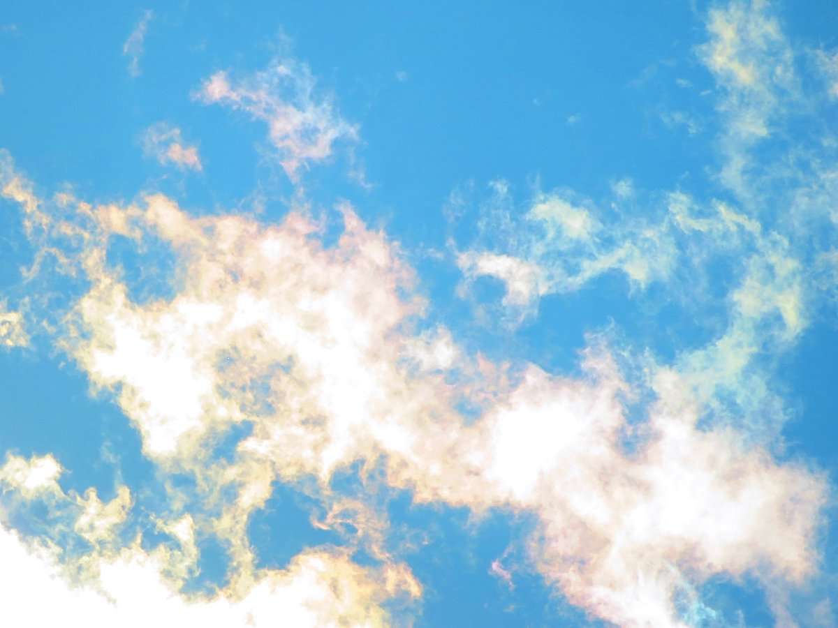 RT @arakencloud: 彩雲でとる. https://t.co/lrPnt249EY