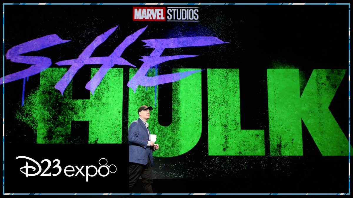 Hear what fans had to say after all the Marvel Studios series announcements, including the reveal of three new shows, from the @DisneyPlus Showcase at #D23Expo! #DisneyPlus