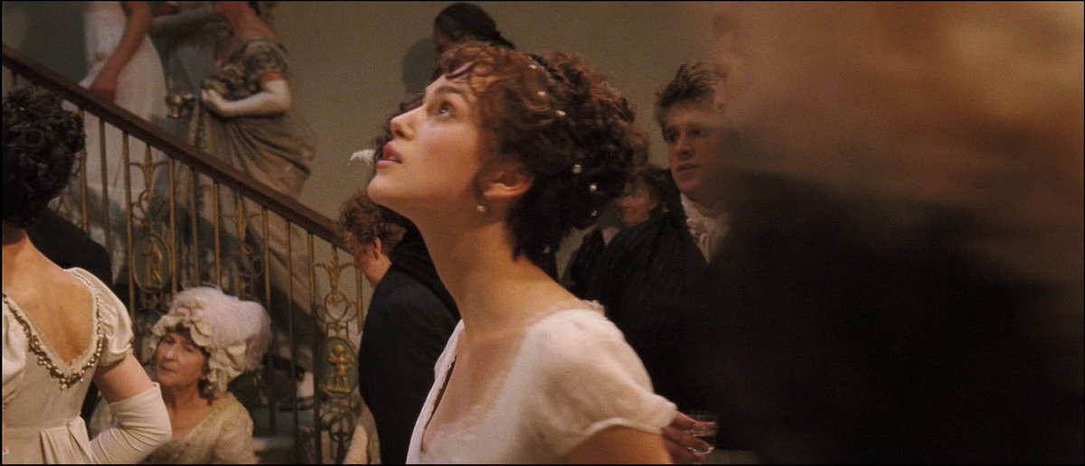 RT @GLOSSPHOENIX: keira knightley in pride & prejudice, 2005. https://t.co/LC0hYCQQZa