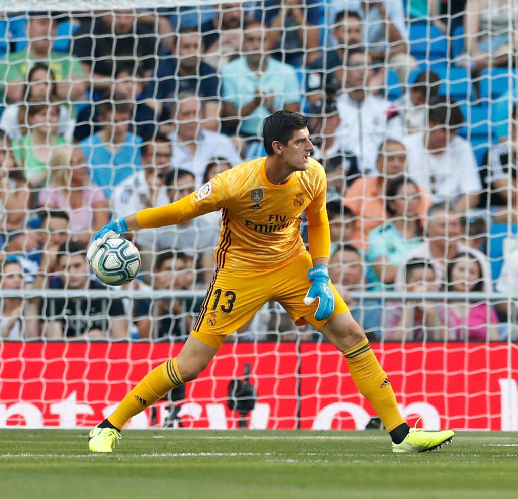 Yesterday was not the result we wanted, but convinced that with hard work and determination we'll continue to improve our game.  #HalaMadrid<br>http://pic.twitter.com/gbtriBUUSW