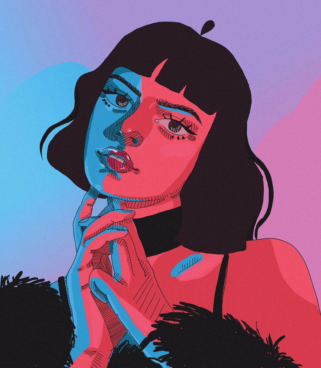 RT @layana_chan: #drawing #dessin #art #dessindujour #artoftheday #artist #aesthetic #digitalart https://t.co/5mfmcMBD9j