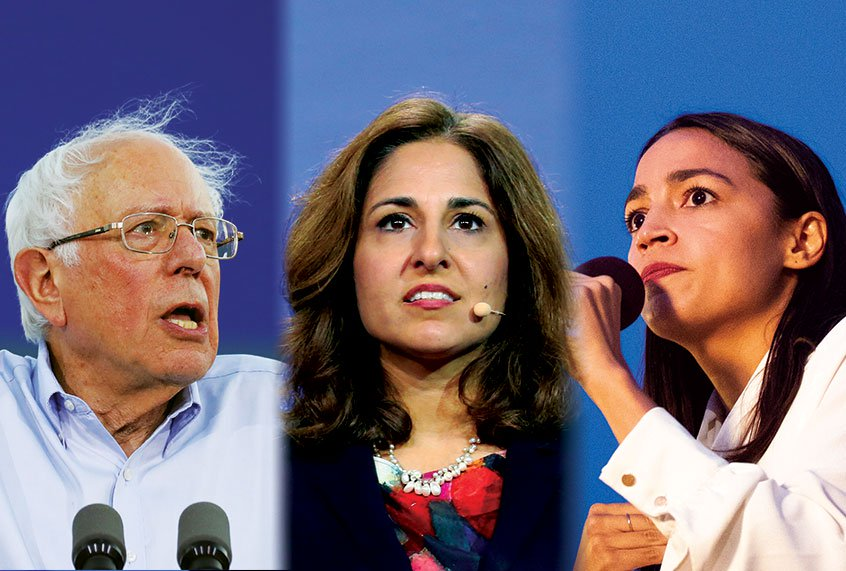 "When establishment Democrats attack the ""hard left,"" what are they really afraid of?  https://www. salon.com/2019/08/25/whe n-establishment-democrats-attack-the-hard-left-what-are-they-really-afraid-of/   …  #USRC <br>http://pic.twitter.com/XuEK6e3oST"