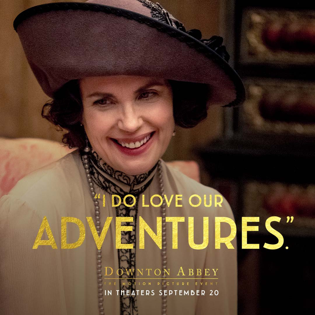 Downton Abbey Street Party & Movie Event! Thursday, September 19, 5:30 - 9:30pm  Grandin Theatre, Roanoke  ***TICKETS ONLY AVAILABLE THROUGH BLUE RIDGE PBS** https://t.co/rvydJQTgSB or call 866-624-8366 https://t.co/J5pnJXSwTx