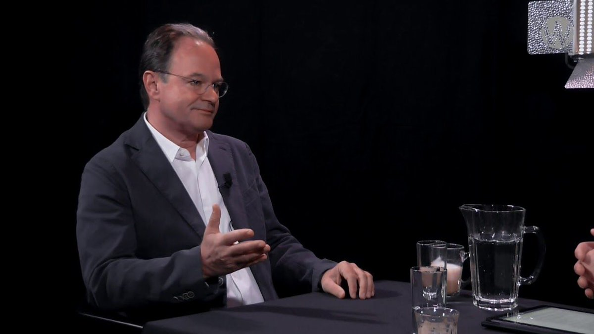 NOW ONLINE. Has Greece learned its lessons from the crisis? Paul Buitink talks with George Papaconstantinou, author, professor and Greek Minister of Finance in the years 2009 - 2011. https://t.co/KvX8XJAVkv https://t.co/nSl7j4uD3k