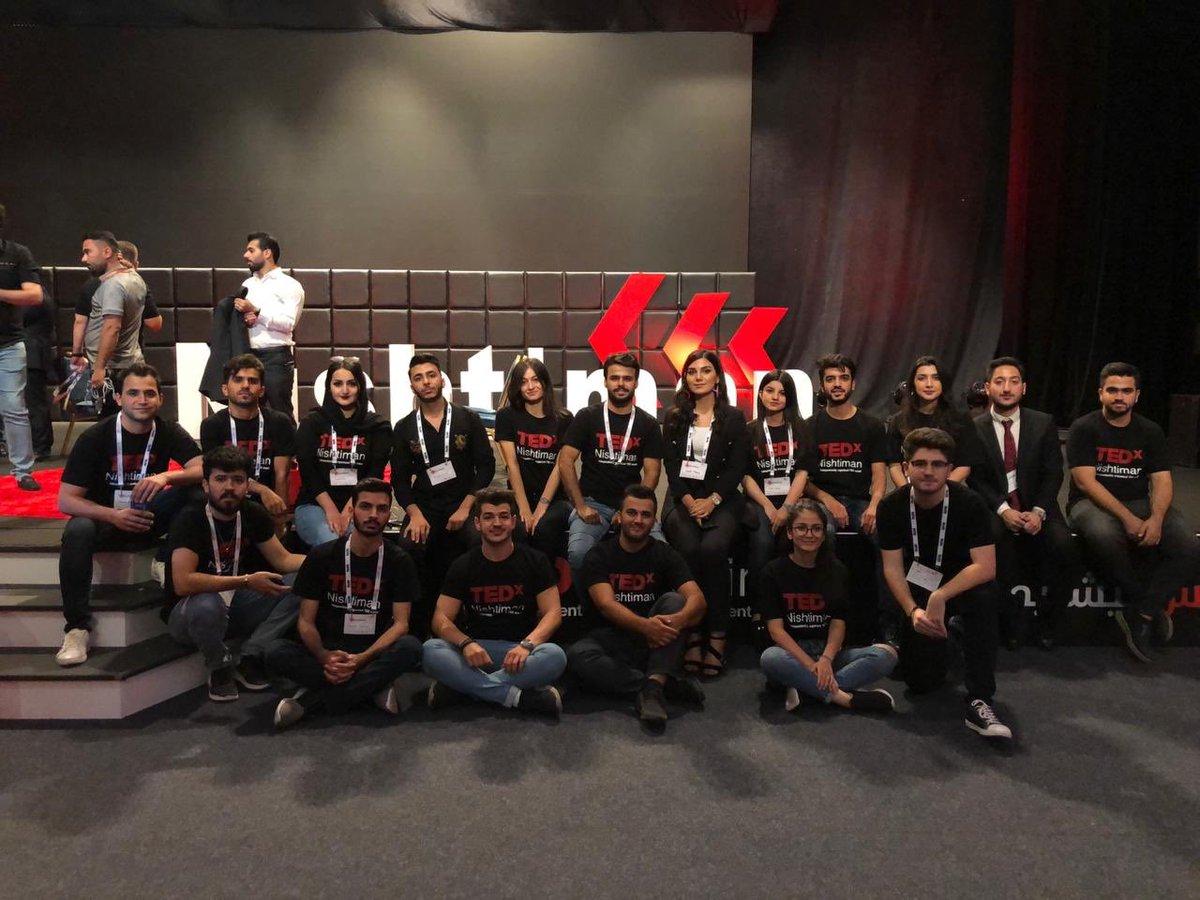 #TEDxNishtiman2019 hard work, Enjoy more ! #TEDxNishtiman<br>http://pic.twitter.com/IwvmsBBcXB