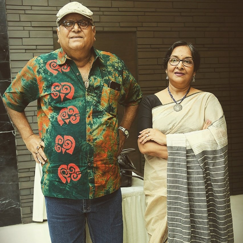 After nine years, the magical duo of Abohomaan, Dipankar Dey and Mamata Shankar pair up again in our film Bhotbhoti. It will be an experience of a lifetime for the film's team and the audience to see them share their familiar chemistry once more.   #Bhotbhoti #FilmingSoon pic.twitter.com/lIaF31qcVU