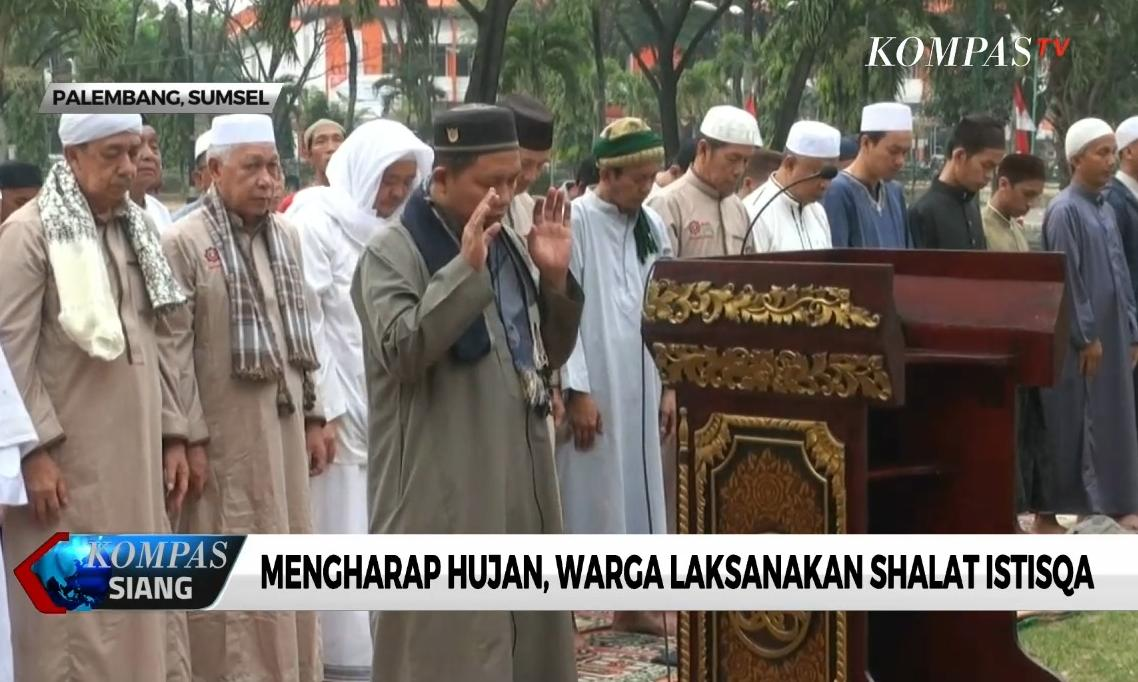 [VIDEO] Mengharap Hujan, Warga Laksanakan Shalat Istisqa http://dlvr.it/RBrHzV
