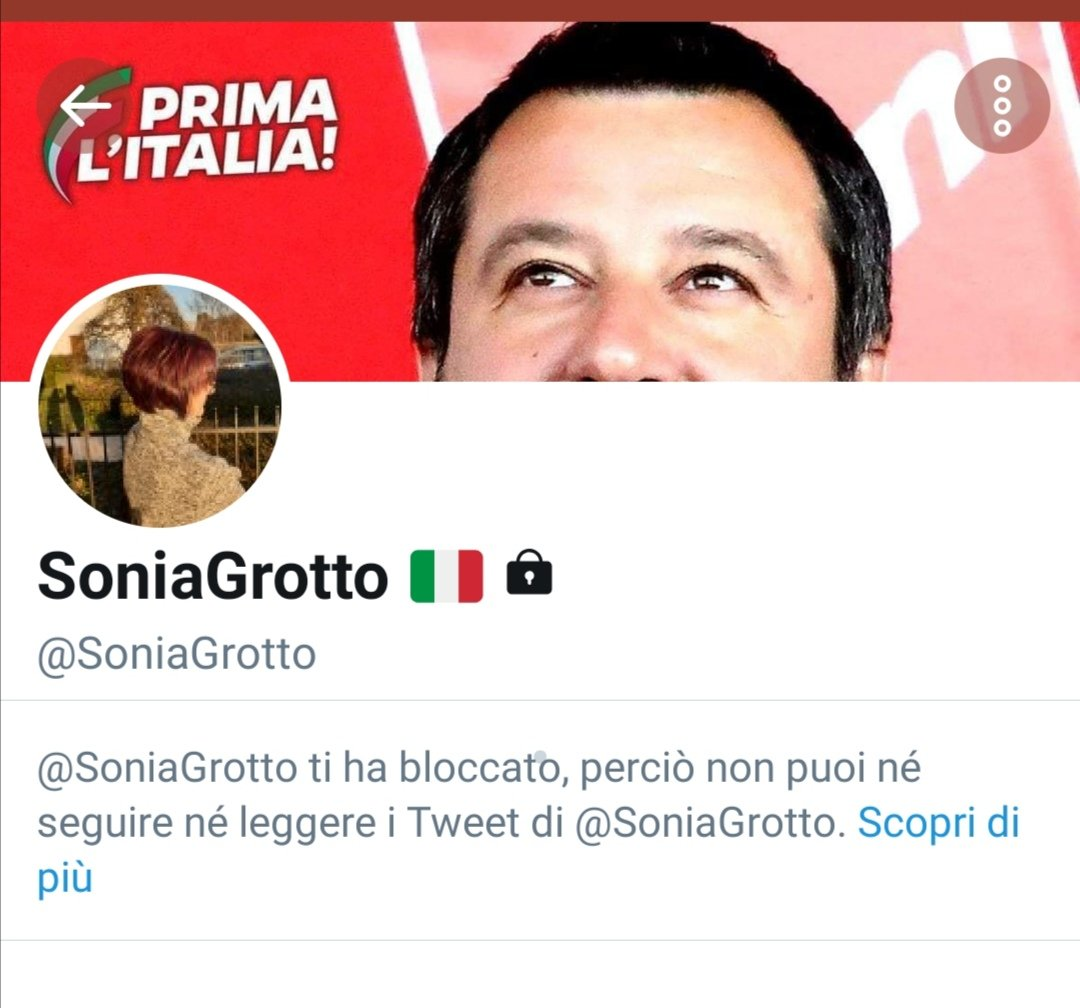 #SoniaGrotto