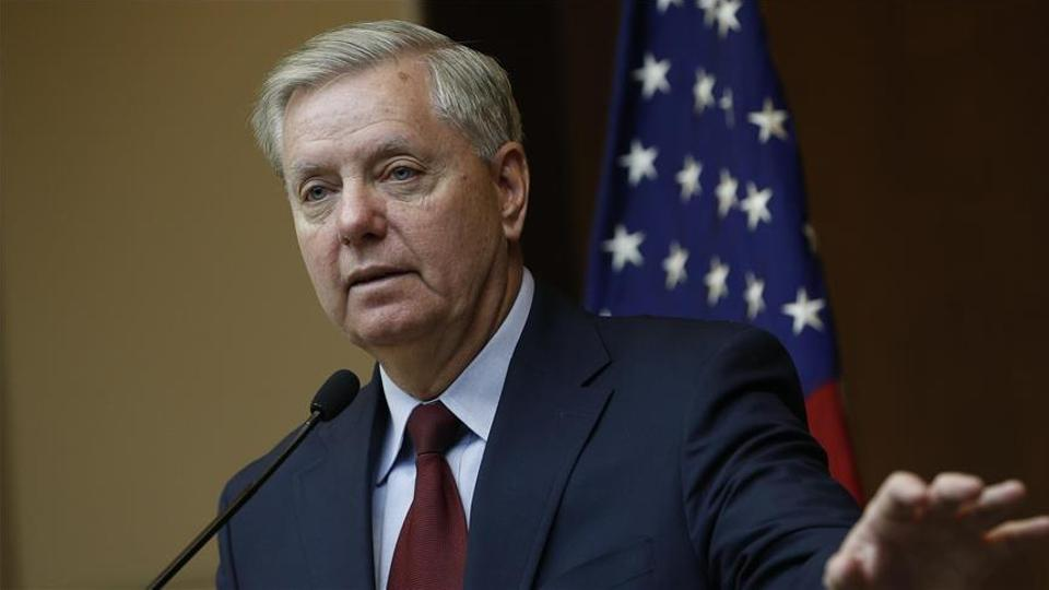Taliban can't be trusted, don't have capacity to deal with terror groups: Graham: By Nizamuddin Hameedi on 25 August 2019 KABUL (Pajhwok): US Senator Lindsey Graham has warned that withdrawing US troops from ... read more https://t.co/uSLRg6gOf0 https://t.co/U1H2LiRxKP