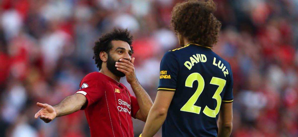 Is David Luiz becoming a liability for Arsenal already?Judge for yourself ➡https://bbc.in/2HpyiZZ #bbcfootball