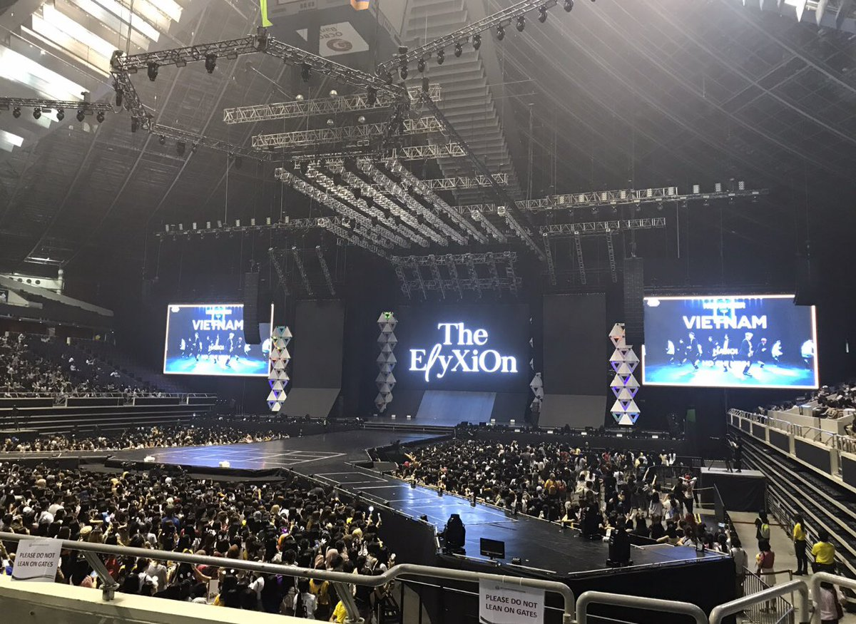 The is the view for #elyxioninsg , section 224 rows 15. In case any1 needs seating views info for #EXplOrationinSG https://t.co/Vor4iXzF1b