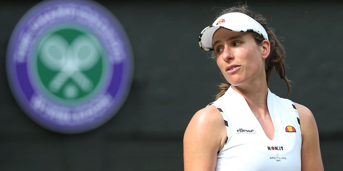 British number one Johanna Konta says she received more recognition for her exchange with a journalist at #Wimbledon last month than she got for reaching the semi-finals at SW19 two years ago.➡https://bbc.in/2PbNMaw #bbctennis