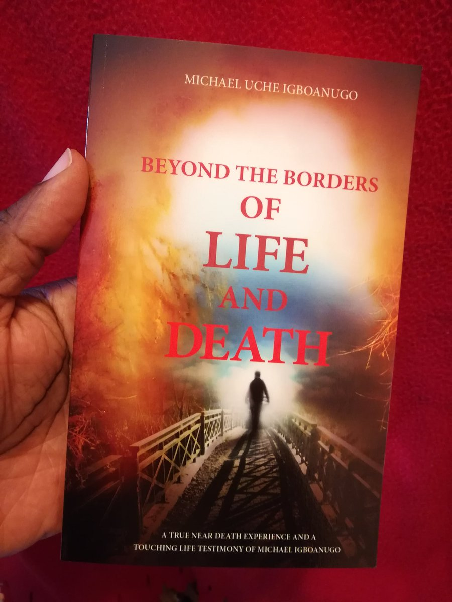 """Get my book on Amazon Kindle..""""BEYOND THE BORDERS OF LIFE AND DEATH"""" A true near death experience about #heaven & #hell You will be thrilled by this book. #nde #BookLoversDay #books #Reading #spirituality #God #Angels"""