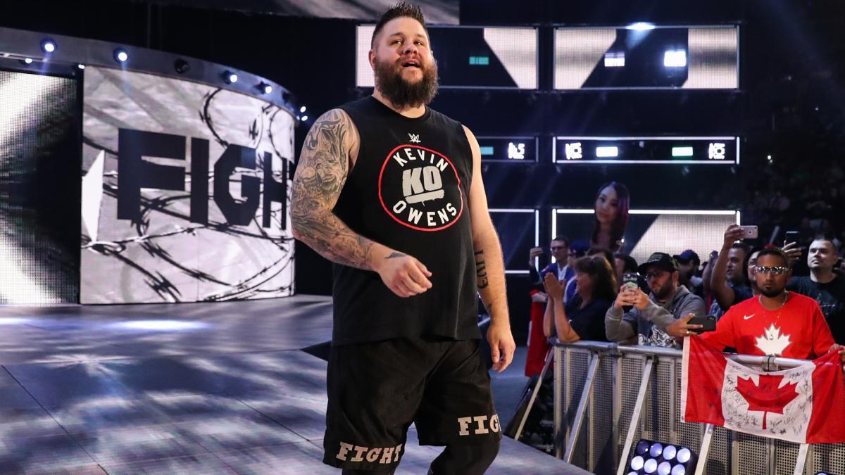 RT @mkp17: su @CieloTV sta iniziando WWE SMACKDOWN! Oggi in azione anche KEVIN OWENS! https://t.co/0uaikJswLC