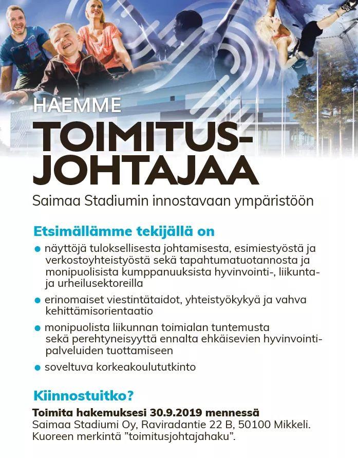 Mikkeli – Henkilöstövuokraus ja rekrytointipalvelut