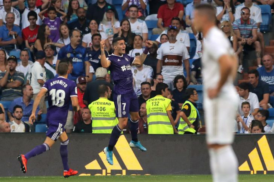 La Liga: Real Madrid Held to Frustrating Draw By Valladolid After Late Equaliser #Sports, Top Sports News- https://t.co/dMTLKbTM5D https://t.co/c5YGBZTG2Z