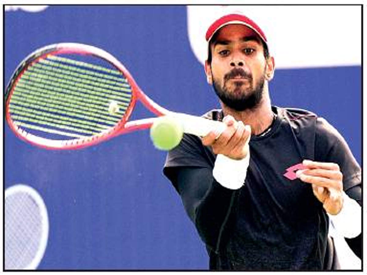 Jhajjar lad sets date with Federer in US Open opener Read: http://toi.in/GrPWNb51/a24gk
