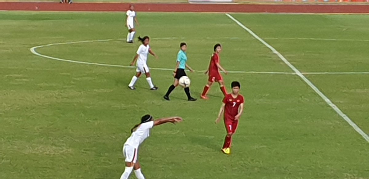 AFF Womens Championship 2019 - Semifinal 1 - Result - Vietnam 2 Philippines 1 / VIETNAM MAKE FINAL