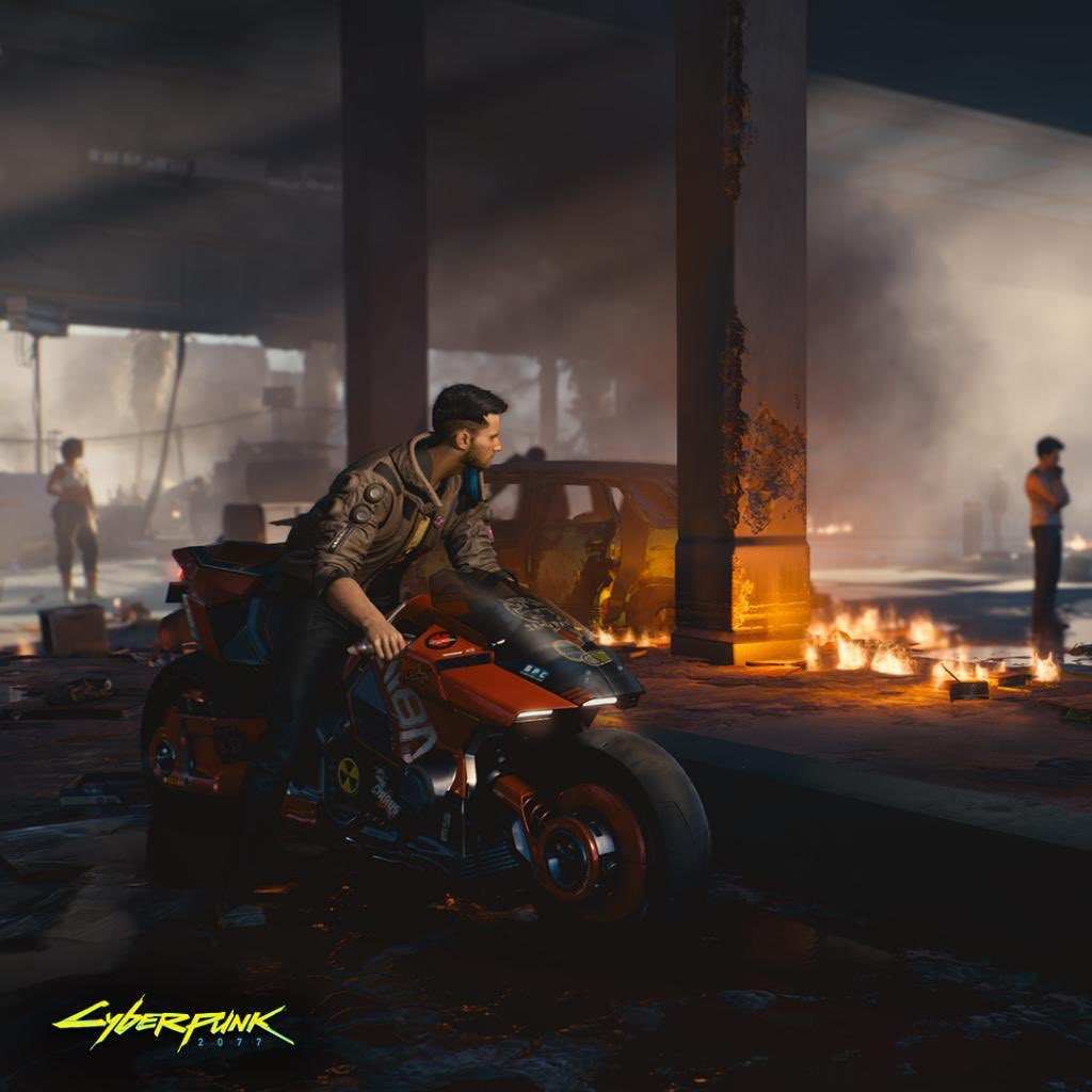 Really hyped about Cyberpunk 2077. Visuals look amazing and the open-world view in a futuristic setting is super exciting. #RTXON #TeamGreen https://t.co/Me0lREKIYj