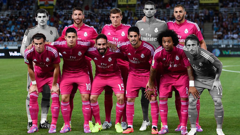 This was the Real Madrid team that lost 4-2 Real Sociedad FIVE years ago on August 31st 2014. 8 of starting XI that started on that day started vs Valladolid yesterday. Could have been 9. Modric was suspended. https://t.co/xyIU1s8E3I