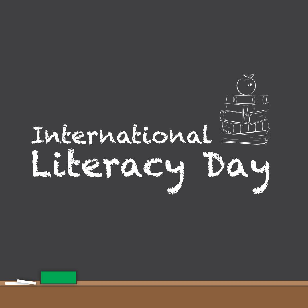 Today is #InternationalLiteracyDay! What is the most influential book you have read? <br>http://pic.twitter.com/hj02QL2VNR