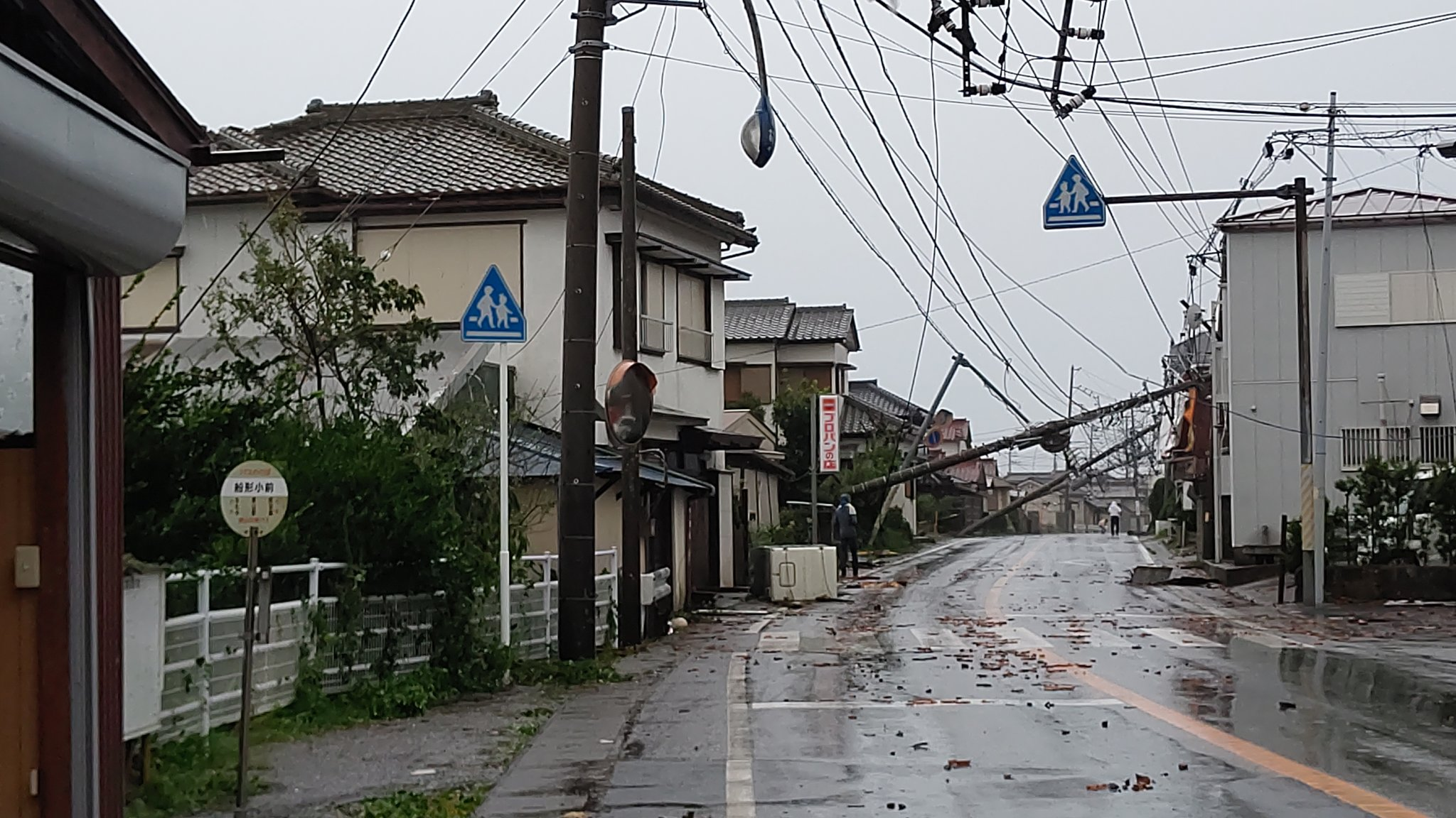【2019年台風15号】千葉・東京・神奈川・伊豆等 各地の被害(映像・動画)