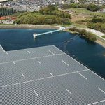 Image for the Tweet beginning: New Zealand's biggest solar farm
