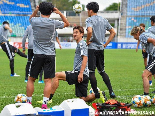 RT @gekisaka: 【写真特集】前回大会とは立場も変わり…6選手が2度目のW杯予選へ(20枚) https://t.co/J3HrTHCOrG #gekisaka #daihyo https://t.co/SqWJmu61rk