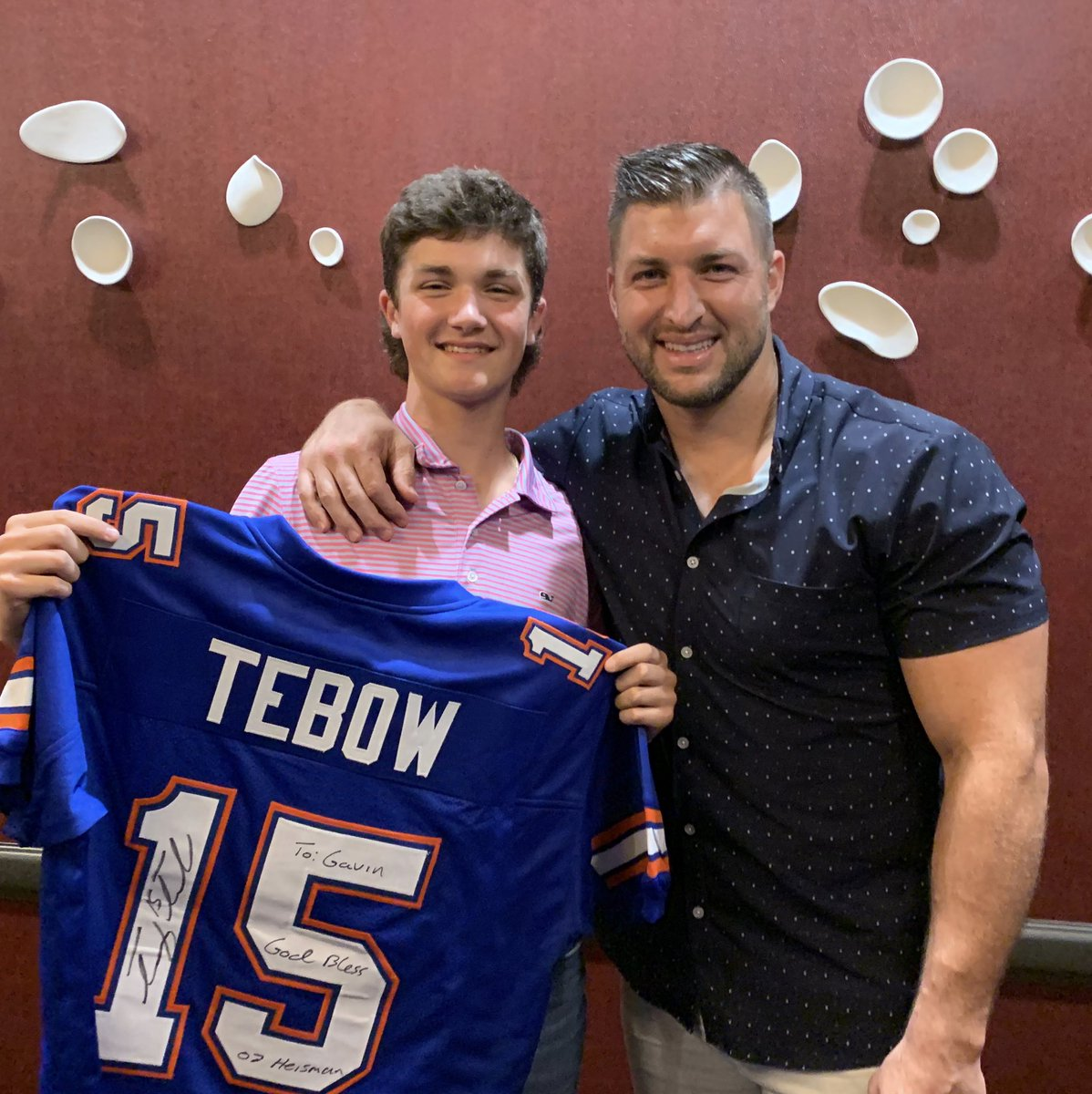 Tim Tebow (@TimTebow) | Twitter