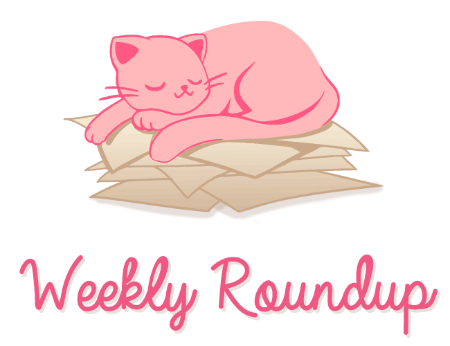 "Paper Cat on Twitter: ""Time for another Weekly Roundup! Upcoming ..."