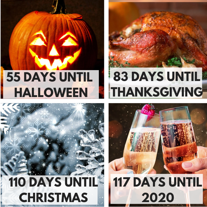 How Many Days Until Christmas 2020.Cbs4local On Twitter And The Countdown Begins Which