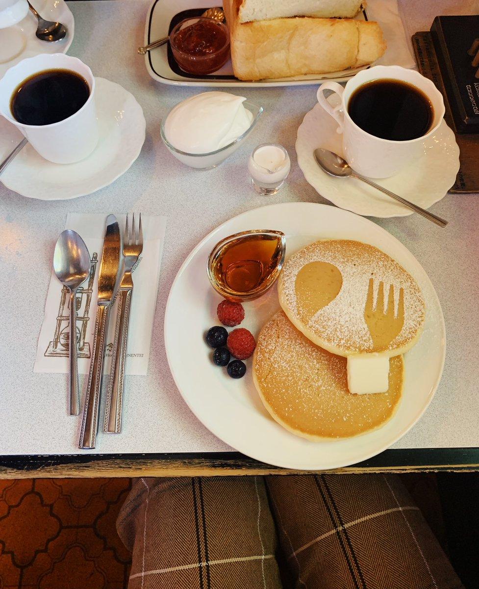test ツイッターメディア - 軽井沢で行った喫茶店、丹念亭☕️ 冬はストーブ前に座って夏はテラス席で。 https://t.co/SdapM6OVzn