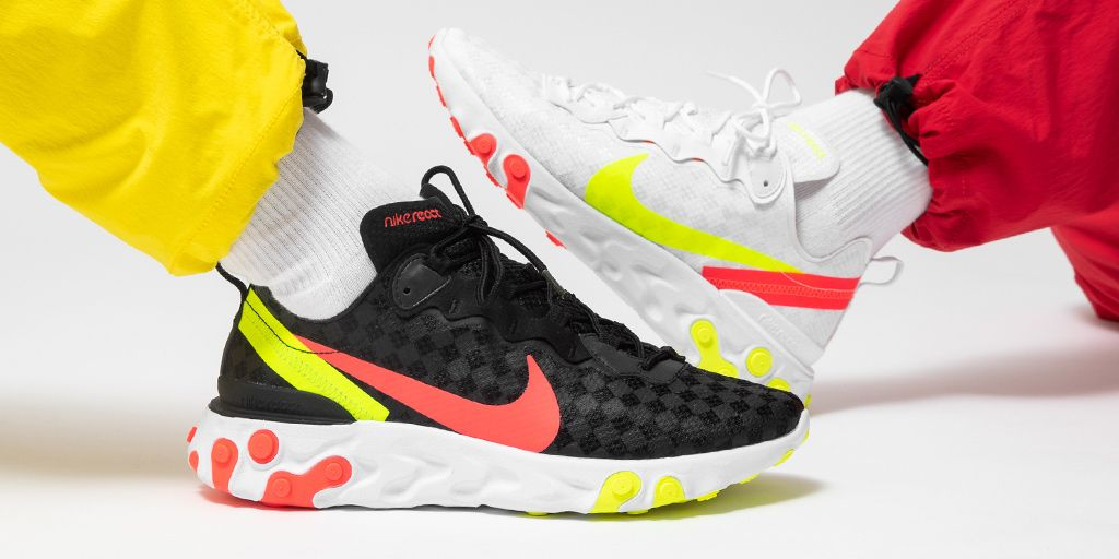 pre order affordable price huge discount PRICE DROP 📉 Nike React Element 55