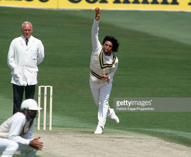 Sad and sadder...King of Spin no more...Abdul Qadir was the true magician who cast a web of Spin spells on many a great...He may have many like him now but nobody him...#LegendLives https://t.co/M6YIjP9DAf