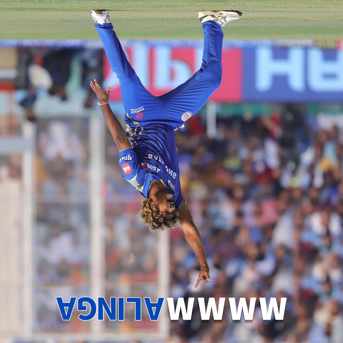 Turn yourupside down to see some Mali magic   #OneFamily #CricketMeriJaan #SLvNZ <br>http://pic.twitter.com/jZ4OAwFmGx