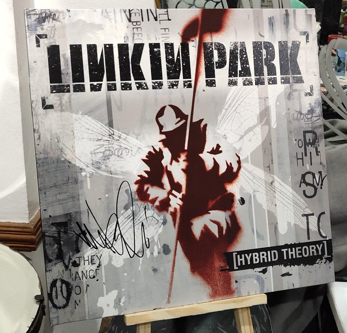Rick Olivares On Twitter Playing Linkin Park S Hybrid