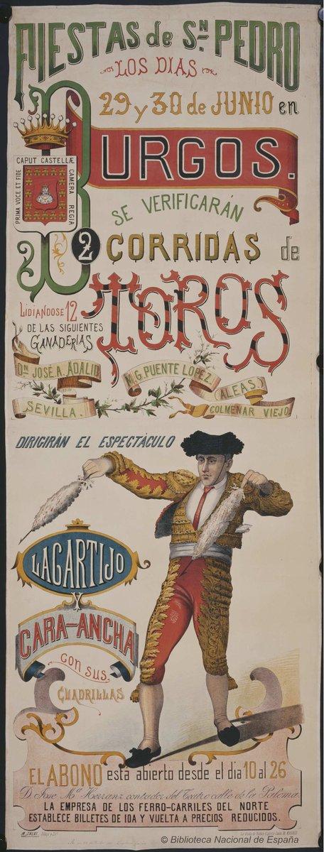 Resultado de imagen de el primer cartel de toros