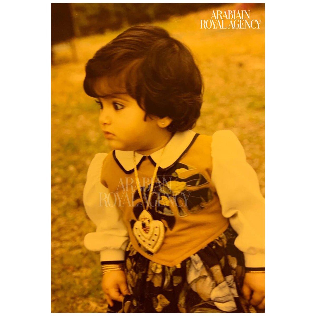Exclusive photos to @ARoyalAgency Young Sheikha Shaikha Bint