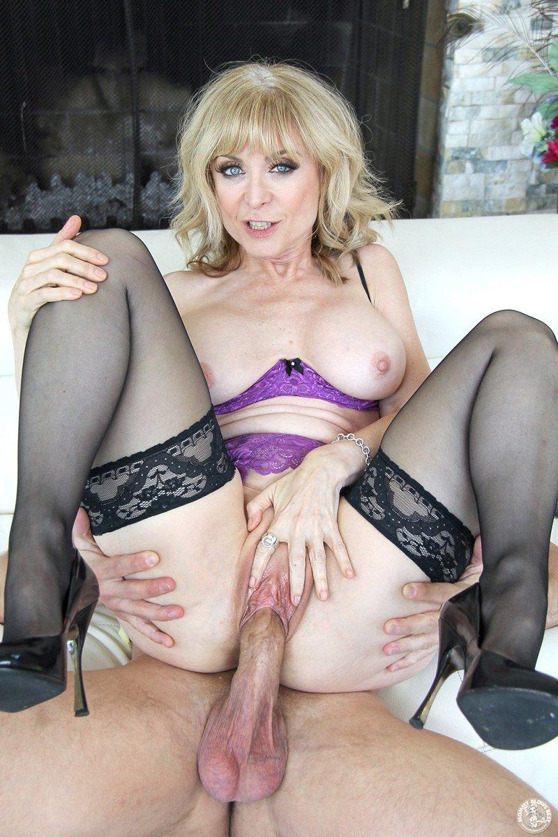 Nina hartley takes anal