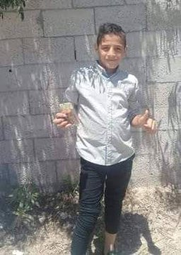 Israeli army snipers killed two children during protests in the occupied Gaza Strip yesterday.  Khaled al-Rabaee, 14 - shot in the stomach Ali al-Ashqar, 17 - shot in the neck  Palestinians once again mourning loved ones - & there'll be no accountability.  https://t.co/ju52iJU9FN https://t.co/n7iob0san3