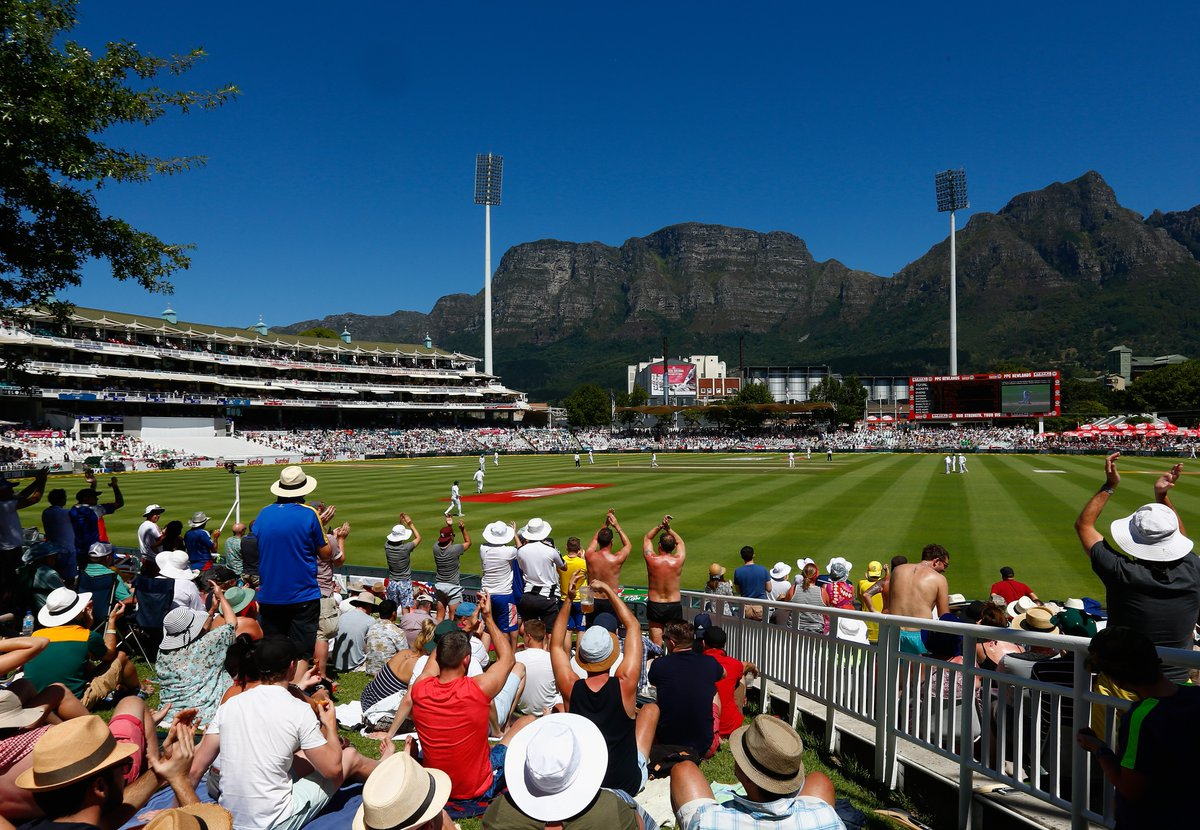 Are there any better views in #cricket than this? 😍 Don't miss out on the chance to go to Cape Town this New Year for @englandcricket's South Africa Test Tour   🏏 https://t.co/0zsVHfrE7D https://t.co/WszX3NsZ82