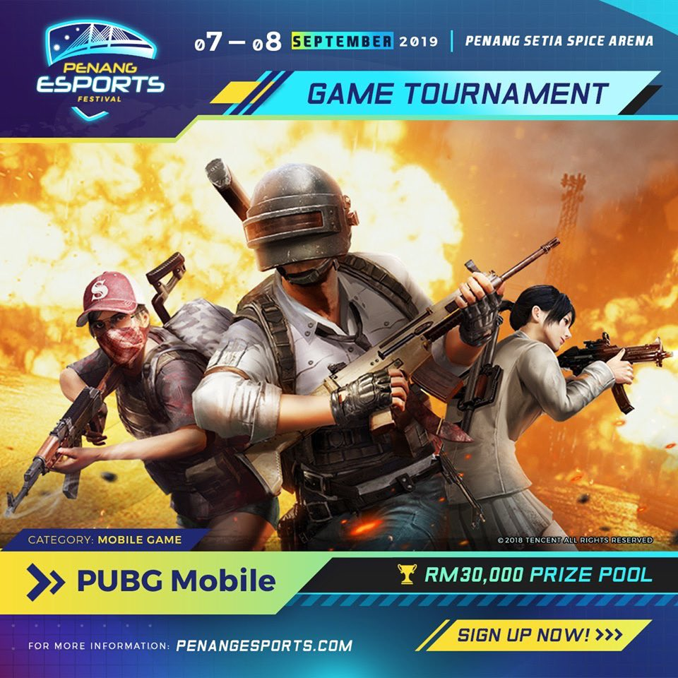 pubg mobile game festival