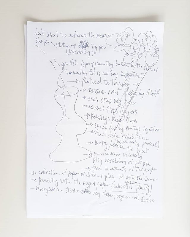 #Notes for a #CuratorialText of a #ContemporaryArtShow #ContemporaryArt https://t.co/swwhd8c5zA