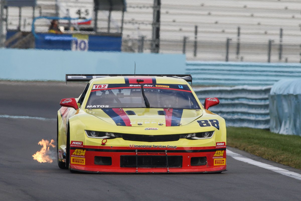 Trans Am - America's Road Racing Series on