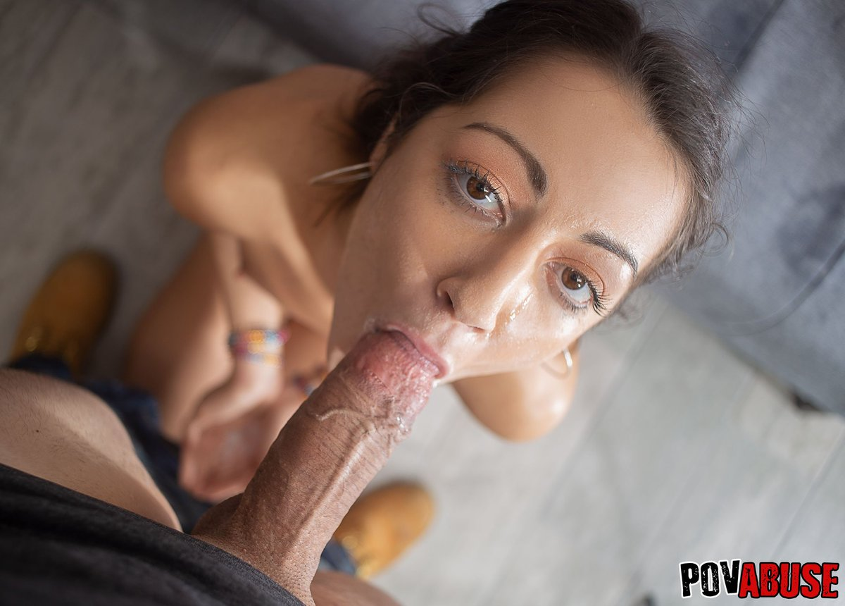 Pov Slow Blowjob Cum Swallow
